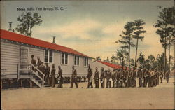 Mess Hall, Fort Bragg