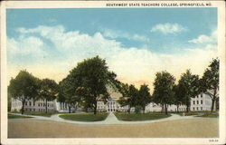 Southwest State Teachers College