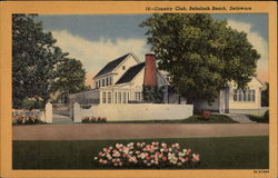 Country Club in Rehoboth Beach, Delaware