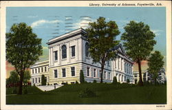 Univeristy of Arkansas - Library