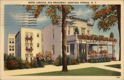 Hotel Lincoln, 534 Broadway