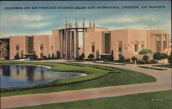California and San Francisco Buildings, Golden Gate International Exposition
