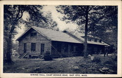 Dining Hall, Camp Bonnie Brae