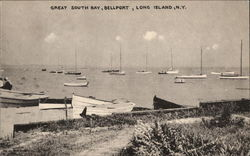 Great South Bay, Bellport