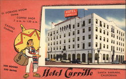 Hotel Carrillo