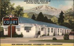 Lone Star Court, Hiway 85-87