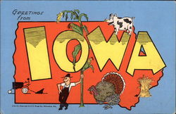 Greetings From Iowa