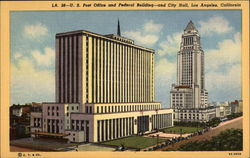 U.S. Post Offcie and Federal Building, and City Hall