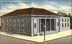 Post Office, South Main St