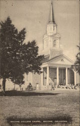 Bacone College Chapel
