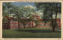 Engineering Building(Ferris Hall), University of Tennessee