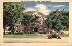 Barton County Court House