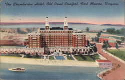 The Chamberlin Hotel, Old Point Comfort