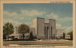 The Grand Lodge of Texas, Ancient Free and Accepted Masons