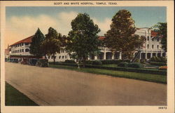 Scott and White Hospital