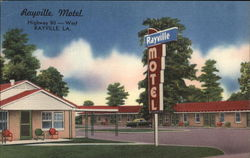 Rayville Motel, Highway 80 - West