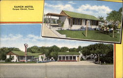 Ranch Motel in Corpus Christi, Texas