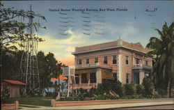 United States Weather Bureau, Key West, Florida
