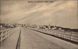 Bridge at Westport Point