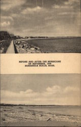 Before and After the Hurricane of September, 1938