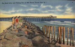 The Rock Jetty and Fishing Pier at 59th Street