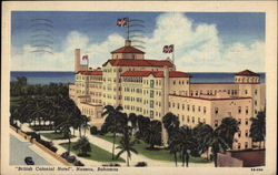 """British Colonial Hotel"" Postcard"