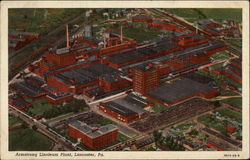 Armstrong Linoleum Plant