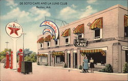 De Soto Cafe and La Lune Club