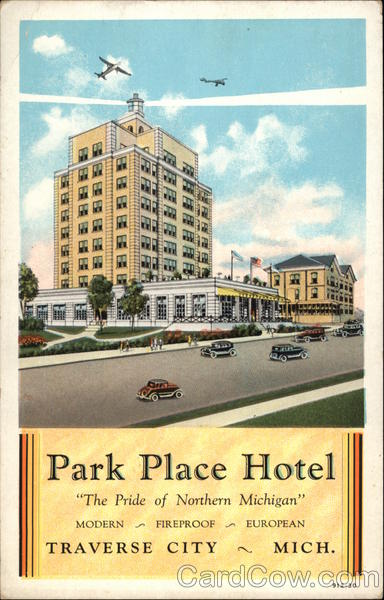 Park Place Hotel Traverse City Michigan