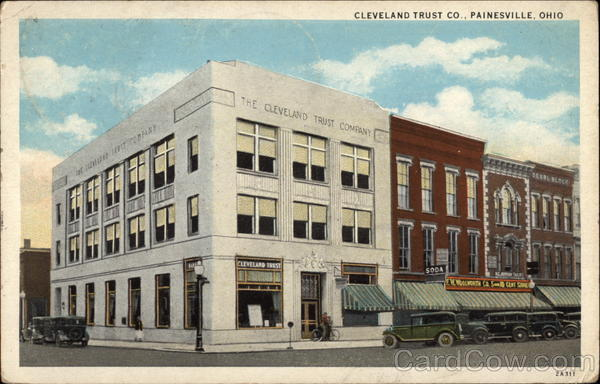 Cleveland Trust Co Painesville Ohio
