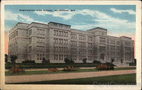 washington high school milwaukee wi