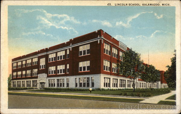 Lincoln School Kalamazoo Michigan