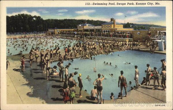 Swimming Pool Swope Park Kansas City Mo