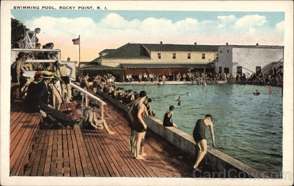 Swimming Pool Rocky Point Ri