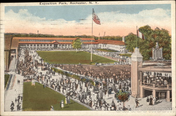 Exposition Park Rochester New York