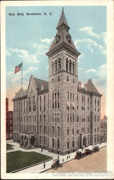 City Hall, Rochester, New York