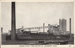 Rouge Plant, Ford Motor Co