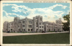 Arthur Jordan Memorial Hall, Butler University