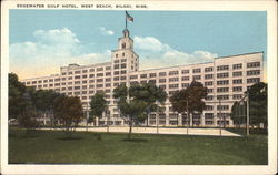 Edgewater Gulf Hotel, West Beach