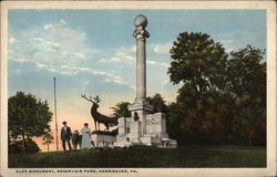Elks Monument, Reservoir Park