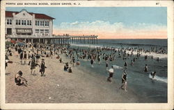 North End Bathing Scene