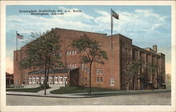 Birmingham Auditorium, 8th Ave. North