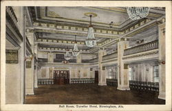 Tutwiler Hotel - Ball Room
