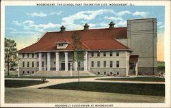 Roosevelt Auditorium at Mooseheart