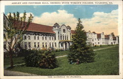 Ashley and Converse Hall, Georgia State Woman's College