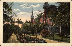 Grounds at Tampa Bay Hotel