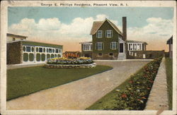 George E. Phillips Residence