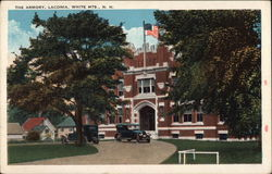 The Armory, Laconia, White Mountains