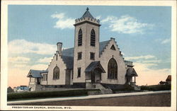 Presbyterian Church in Sheridan, Wyoming