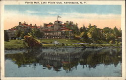 Forest Hall, Lake Placid Club